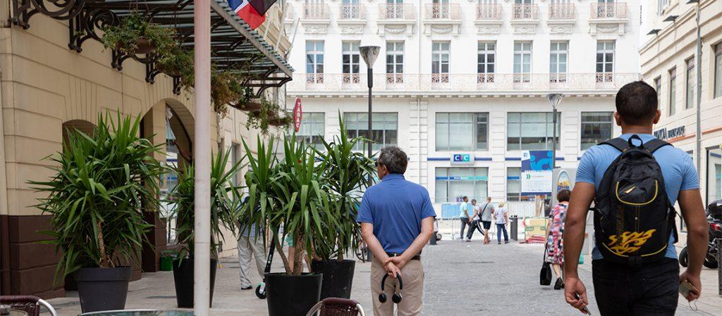Rue Beauvau, quartier de l'opéra