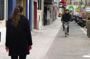 Vélo au Cours Lieutaud