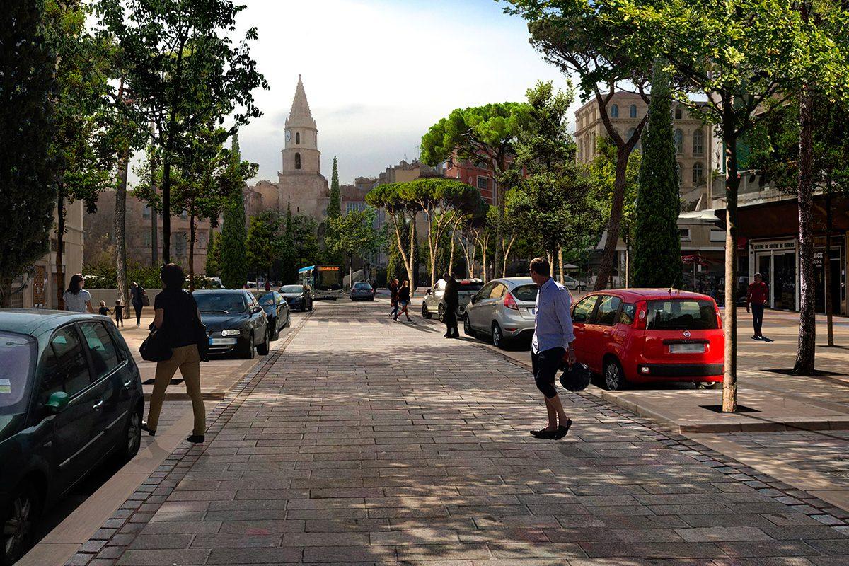 Rue Caisserie - Après