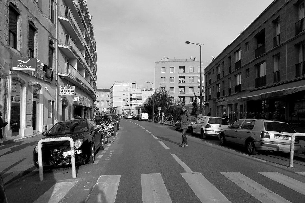 Rue Caisserie - Avant