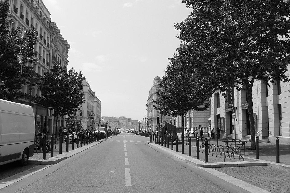 Canebière - Avant
