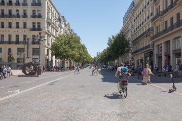 Canebiere - Marseille