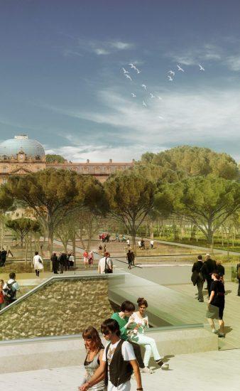 Photo 4 Les objectifs du projet urbain (page de présentation)